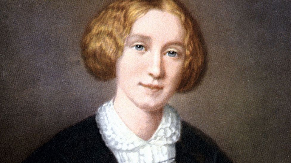Mary Ann Evans' Middlemarch took the top slot but she published it under a man's name – George Eliot (Credit: Alexandre Louis François d'Albert Durade/Wikimedia Commons)
