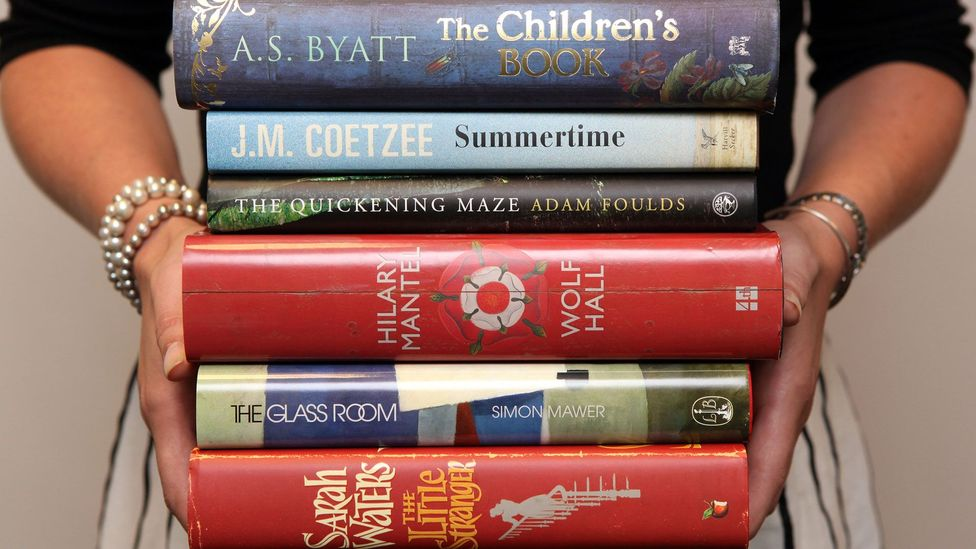 Many books on the list were shortlisted for the Booker, proving the clout of Britain's prizes in promoting books abroad (Credit: Getty Images)