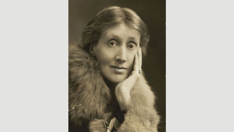 Virginia Woolf's To the Lighthouse and Mrs Dalloway both feature in the top 10 – along with four other female authors (Credit: Wikimedia Commons)
