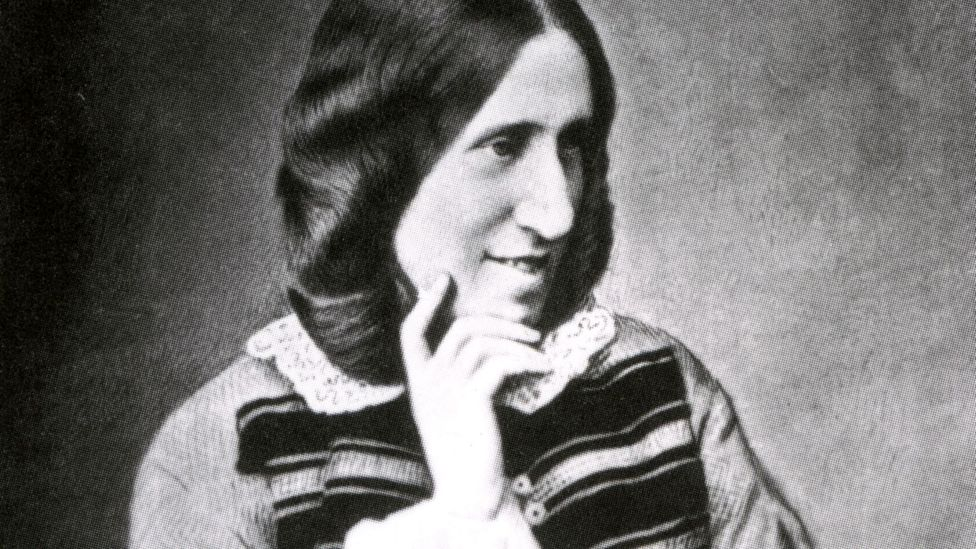 Mary Ann Evans, who wrote under the pen name George Eliot, was born in Nuneaton, Warwickshire in 1819 (Credit: Pictorial Press Ltd/Alamy Stock Photo)