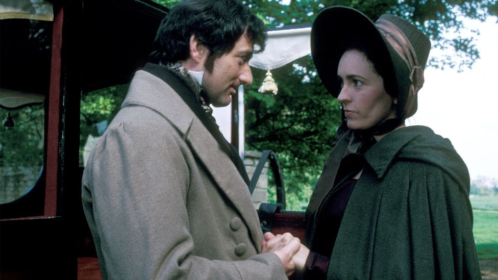 The BBC's seven-part adaptation of Middlemarch from 1994 starred Juliet Aubrey in the role of Dorothea (Credit: BBC)