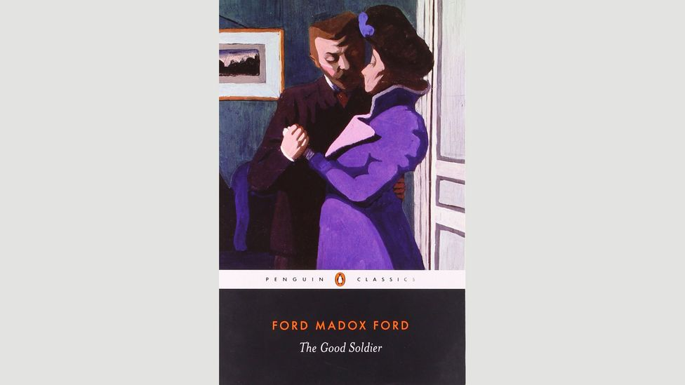 13. The Good Soldier (Ford Madox Ford, 1915)