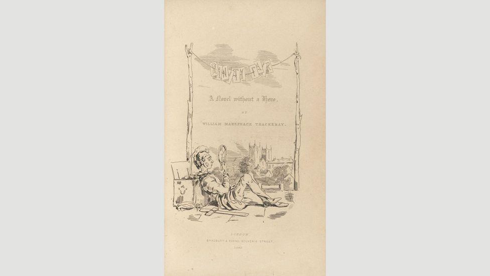 10. Vanity Fair (William Makepeace Thackeray, 1848)