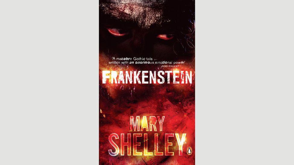 9. Frankenstein (Mary Shelley, 1818)