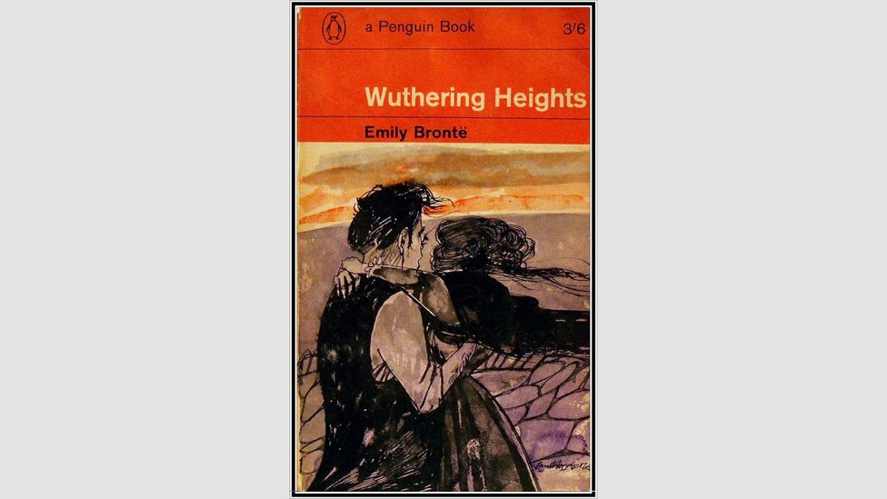 7. Wuthering Heights (Emily Brontë, 1847)