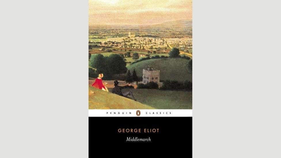 1. Middlemarch (George Eliot, 1874)