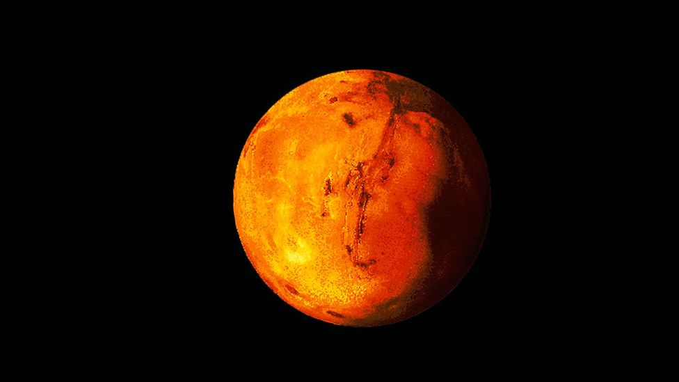 Eventually, the laws and rules for a Mars society will be decided by Martians themselves (Credit: Getty Images)