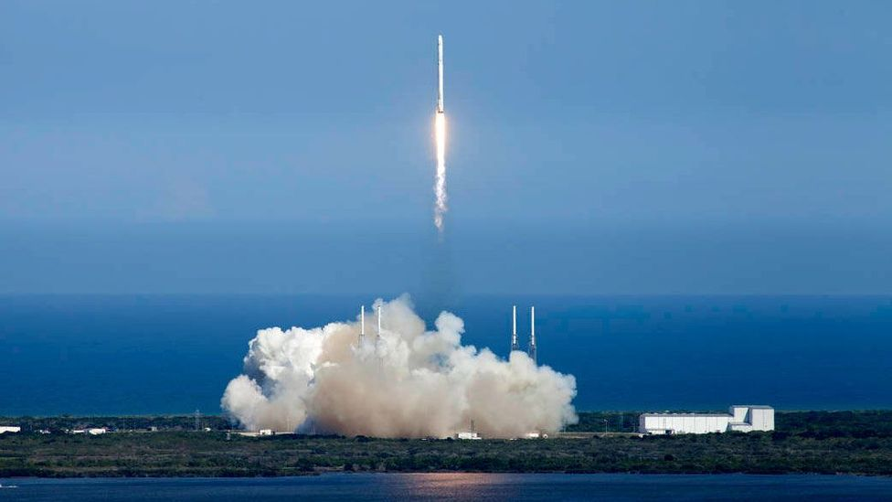 Do entrepreneurs really want to spend a fortune on space hardware that is given free to someone else? (Credit: Getty Images)