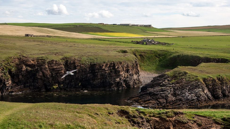 Now considered remote, Orkney once was a major centre in northern Europe (Credit: Amanda Ruggeri)
