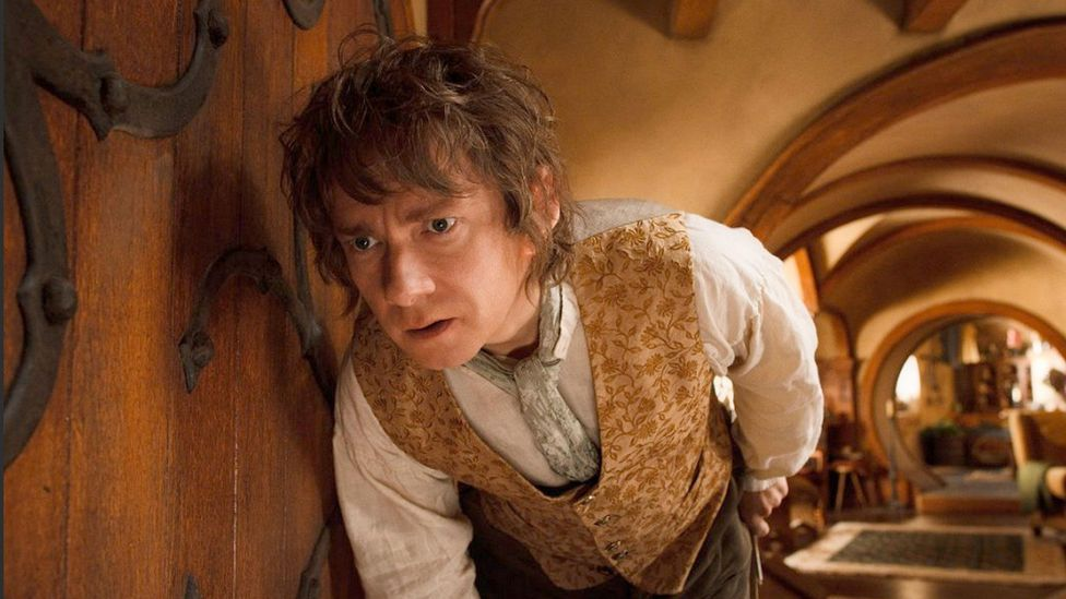 Despite dividing the critics, Peter Jackson's Hobbit films have done nothing to diminish Tolkien's reputation (Credit: Alamy)