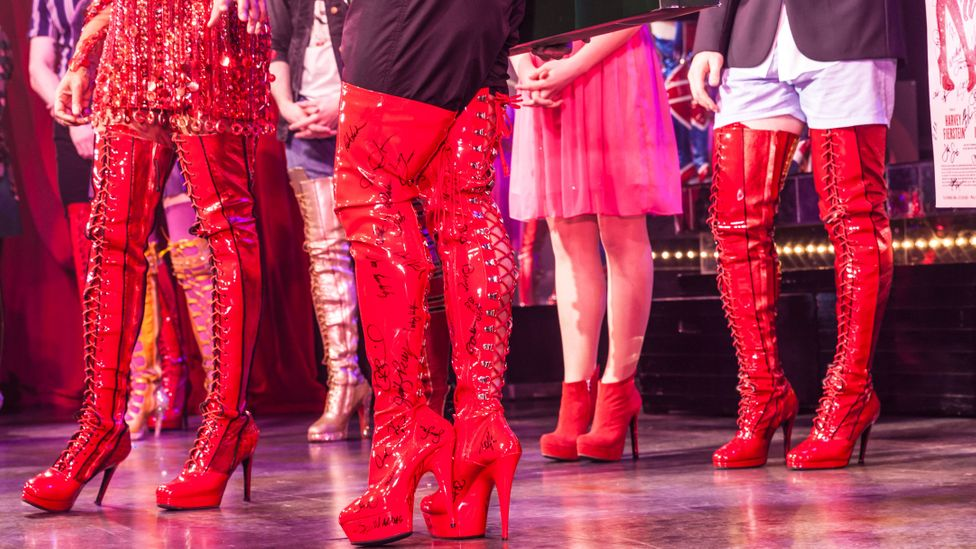 The London version of Kinky Boots opened in September. (Credit: Alamy)