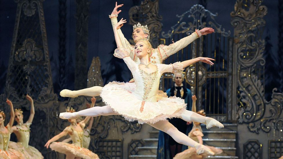 The dance with which The Sugar Plum Fairy welcomes Clara and the Nutcracker to the Land of Sweets is one of Tchaikovsky's most famous pieces (Credit: Rex Features)
