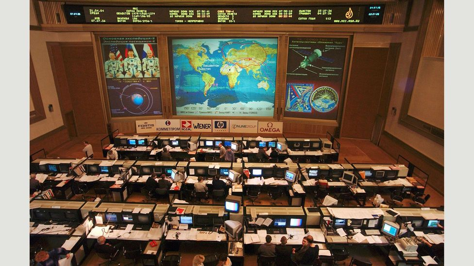 The ISS's existence owes much to the diplomatic offensive to forge cooperation between the US and Russia (Credit: Nasa)