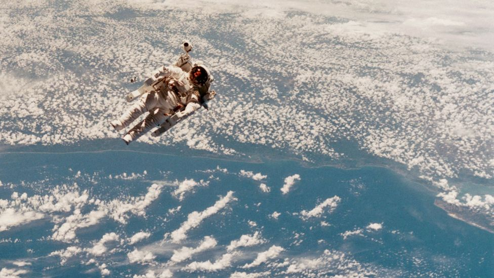The isolation of a spacewalk is nothing to what long-duration mission astronauts will face (Credit: Getty Images)