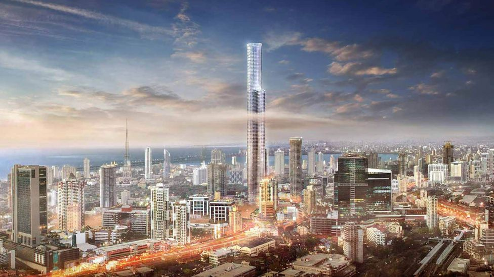 World One Tower in Mumbai, India (Credit: Pei Cobb Freed & Partners)