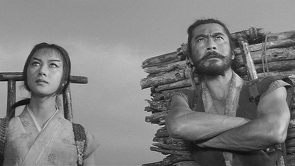 George Lucas considered Toshiro Mifune, who played the general in The Hidden Fortress, for the analogous role of Obi-Wan Kenobi in Star Wars (Credit: Criterion)