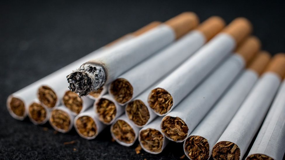 The tactics of big tobacco to obscure the facts of smoking's harmful effects led Robert Proctor to create a new word (Credit: Getty Images)