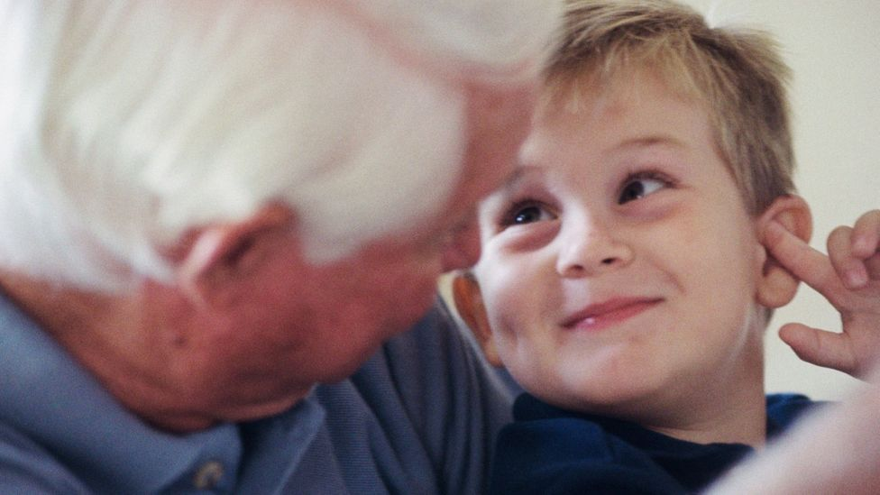 In the US, more than 5.8 million children live in grandparents' homes. (Credit: Thinkstock)