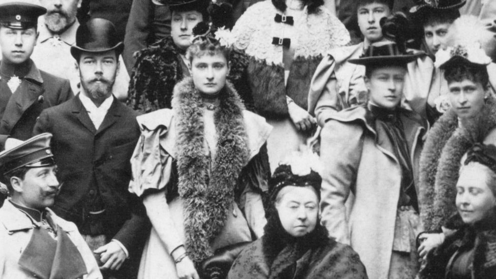 The European royal familes of the 19th Century were living proof of the perils of inbreeding (Credit: Science Photo Library)