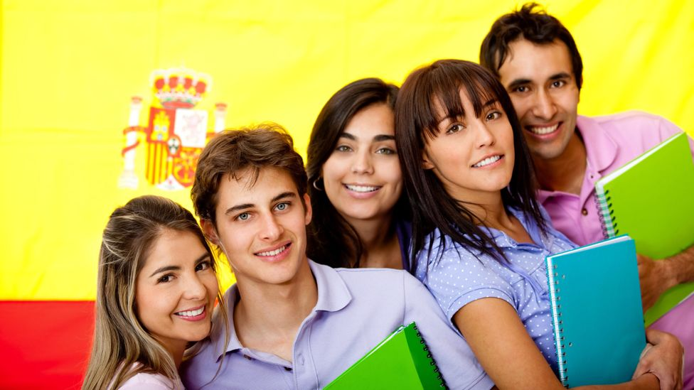 Almost 4.3 million students are pursuing university-level education in a country other than their own. (Credit: Alamy)