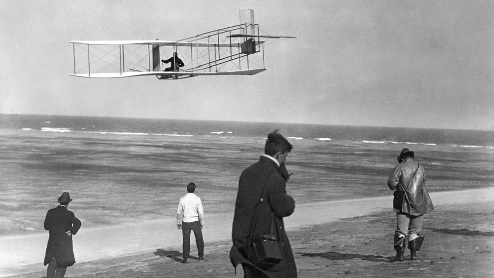 The Wright Brothers' design flair is now being revisited more than a century later (Credit: Getty Images)