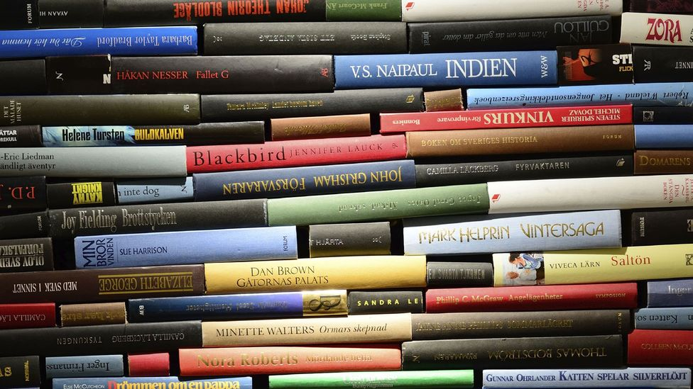 Printed books remain the most popular means of reading, but over the past decade e-books have made a valiant effort at catching up (Credit: iStock)