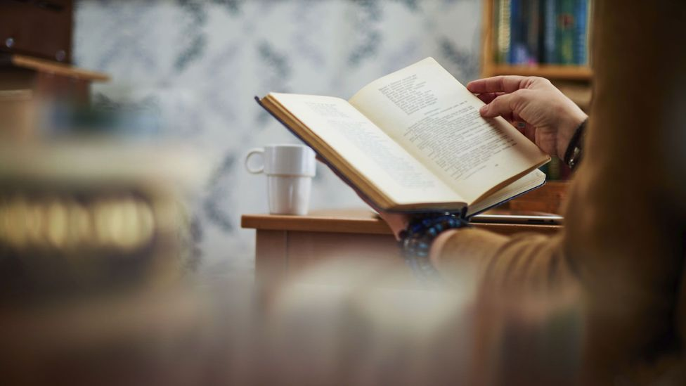 Books may live on as a purely aesthetic purchase (Credit: iStock)