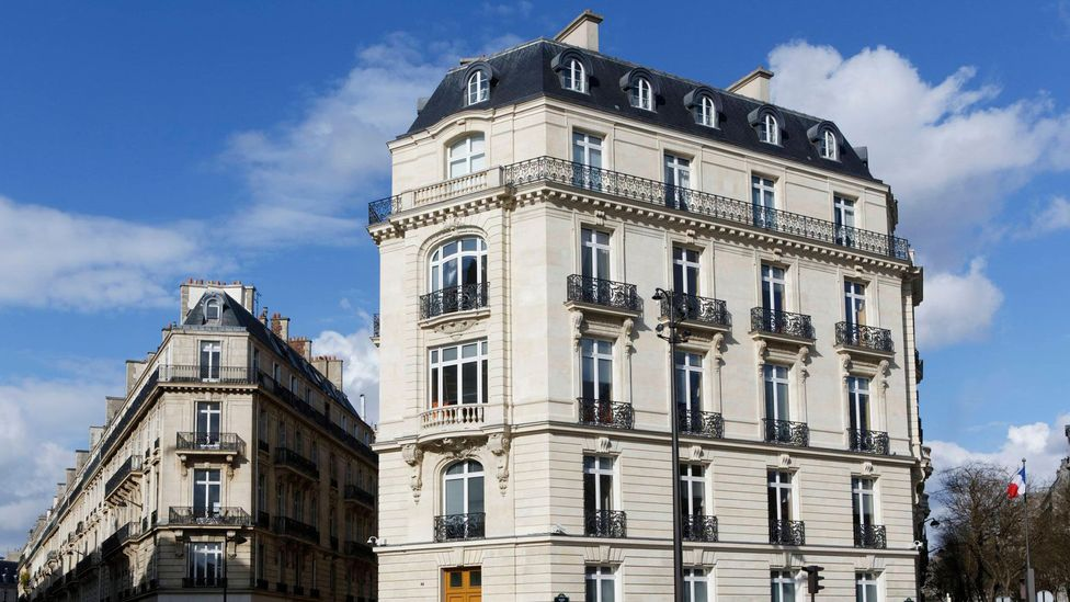 Haussmann's monumental plan remains impressive – his vision lives on in the typical building facades seen all over Paris (Credit: Hemis / Alamy Stock Photo)
