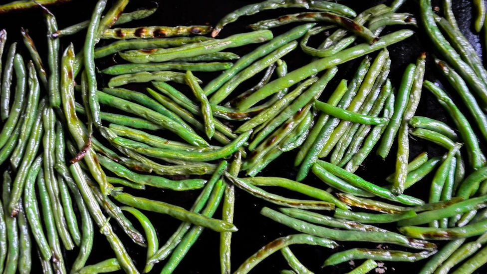 Green beans, boiled (100g): 22kcal (Credit: Iris/Flickr/CC BY-ND 2.0)