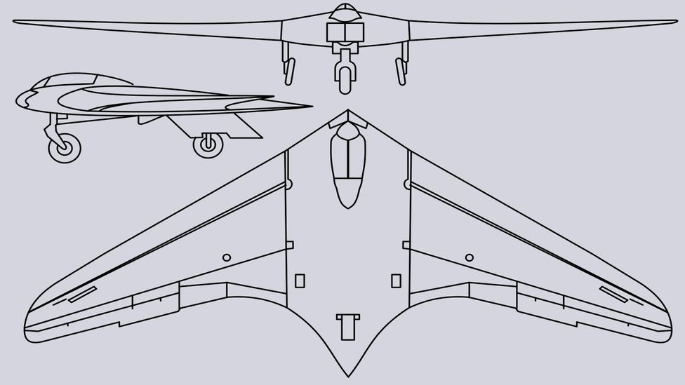 The Ho 229's design was incredibly advanced for its time (Credit: Malyszkz/Wikipedia/)