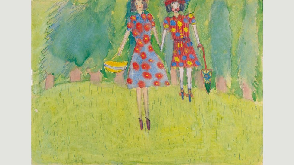 Nelly Toll, Girls in the Field (1943)