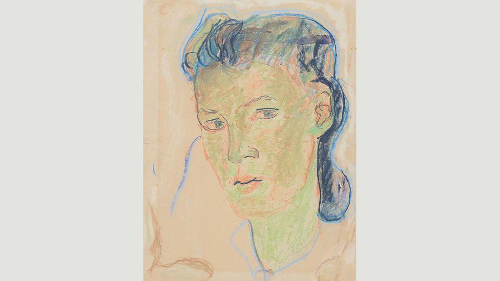 Charlotte Salomon, Self-portrait (1939-1941)