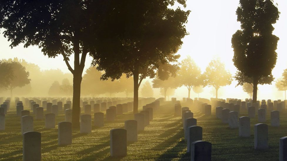 It only takes a few thoughts of the grave to change your biases (Credit: iStock)
