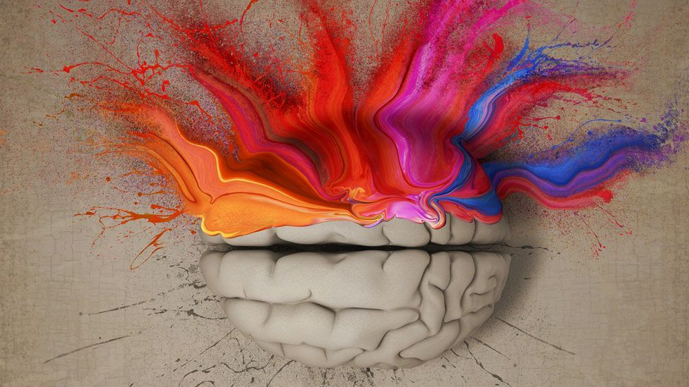 In a review of 29 studies, 15 found no link between mental illness and creativity, nine did find a link and five found it was unclear (Credit: iStock)