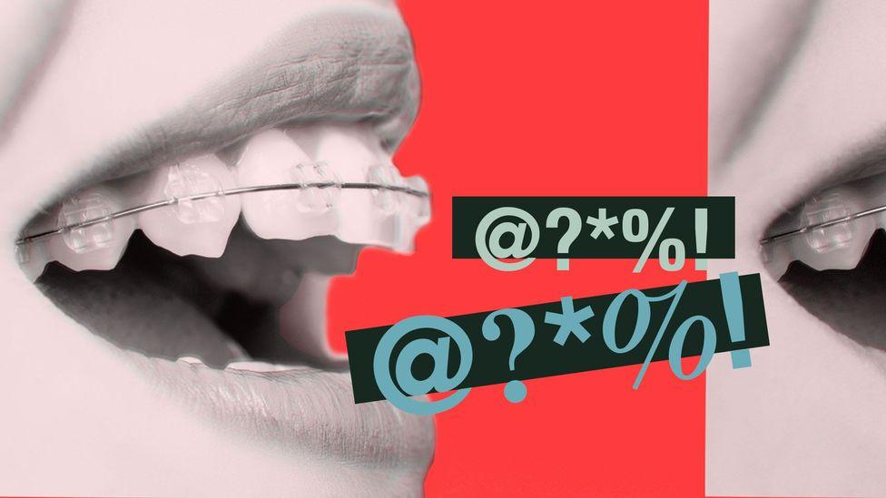 Swearing may fulfil a basic human need, says Melissa Mohr