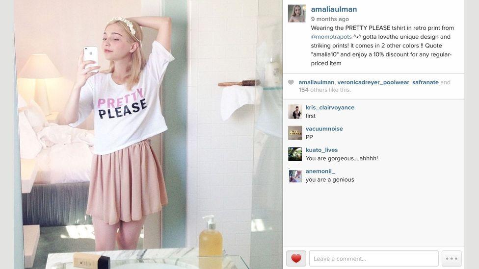 Amalia Ulman, Excellences & Perfections (Instagram Update, 1st June 2014), 2014 (Credit: Amalia Ulman/Arcadia Missa)