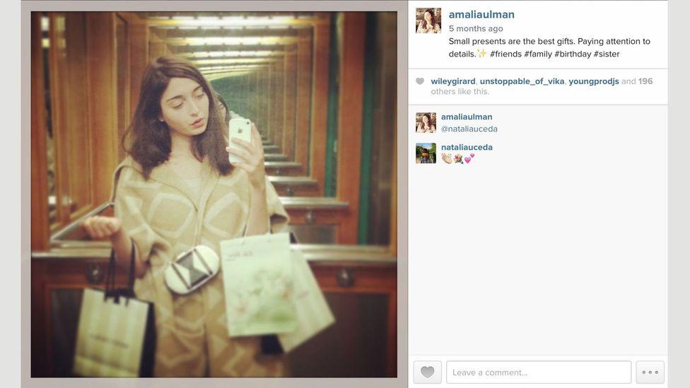 Amalia Ulman, Excellences & Perfections (Instagram Update, 5th September 2014), 2014 (Credit: Amalia Ulman/Arcadia Missa)