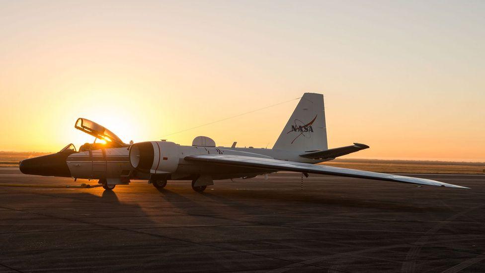Nasa has no plans to retire its three WB-57s (Credit: Nasa/Flickr)