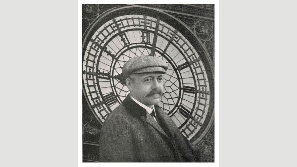 William Willett fought for Britain's clocks to be changed – but died before he saw it happen (Credit: Chronicle/Alamy)