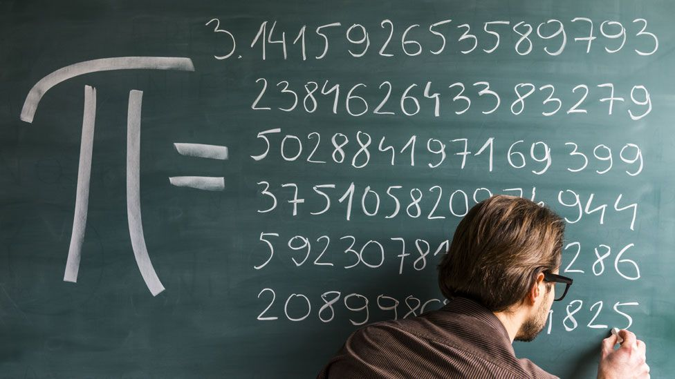 Pi Day is 14 March, corresponding to the 3.14 of its first three digits (Credit: iStock)