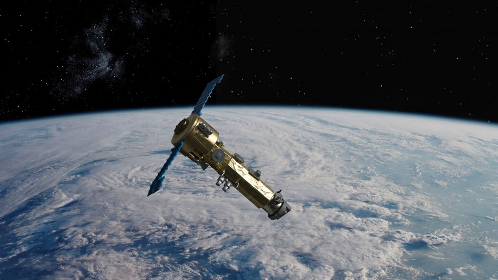 Nasa estimate that it costs $22,000 per kilogram to launch a modern satellite into orbit (Credit: Getty Images)