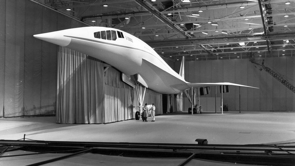 The Lockheed L-2000 was one of two designs that underwent more detailed testing (Credit: San Diego Air & Space Museum)