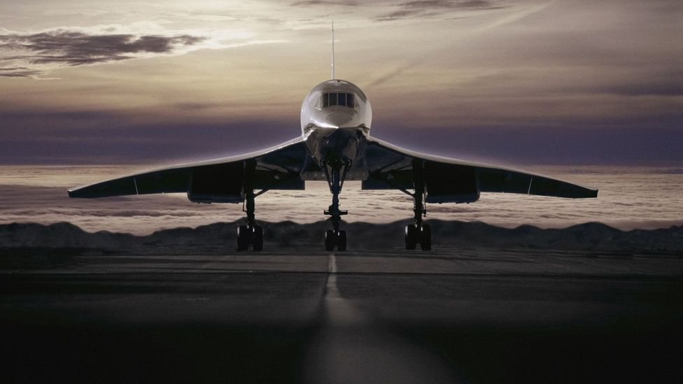 The announcement of the Anglo-French Concorde concerned the US (Credit: Getty Images)