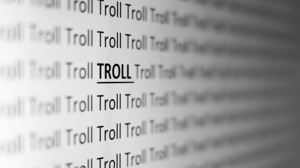 Studies suggest that potential trolls reveal themselves by more than just their language (Credit: iStock)