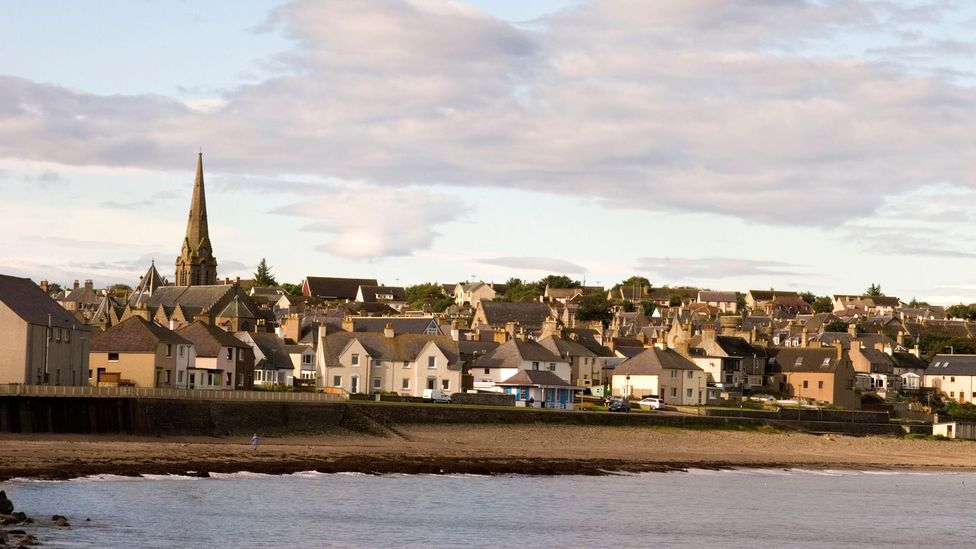 The town of Thurso is now a stop on both the North Coast 500 and the Scottish Gin Trail (Credit: Will Newitt/Alamy)