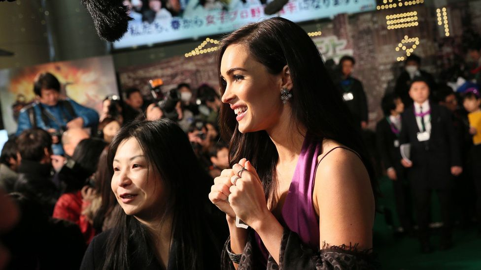 According to conspiracy theorists, the actress Megan Fox has died and been replaced by lookalikes - not once, but twice (Credit: Getty Images)