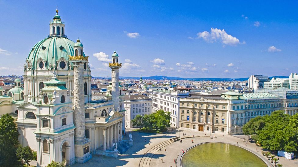 Austria was once an Imperial capital of Europe (Credit: Karl Thomas/allOver images/Alamy)