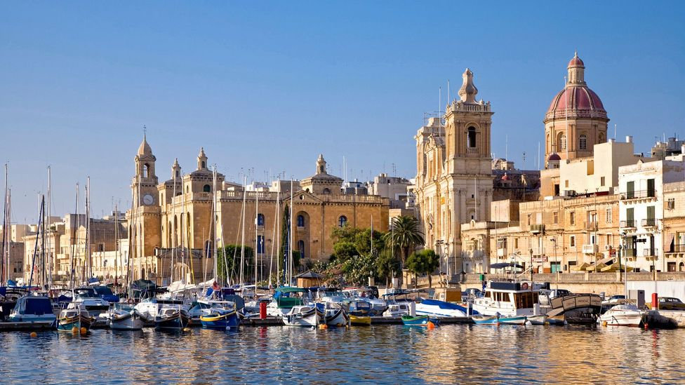 Malta is a cheaper alternative to spots such as Italy and Greece (Credit: Sabine Lubenow/Alamy)