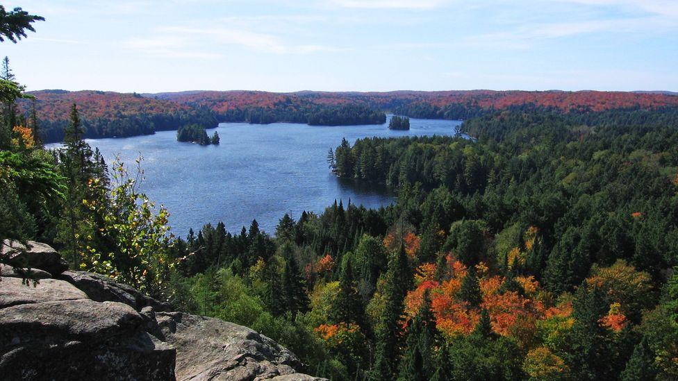 Canada has vast and beautiful natural landscapes (Credit: Ptrbnsn/Wikipedia/CC-BY-SA-3.0)