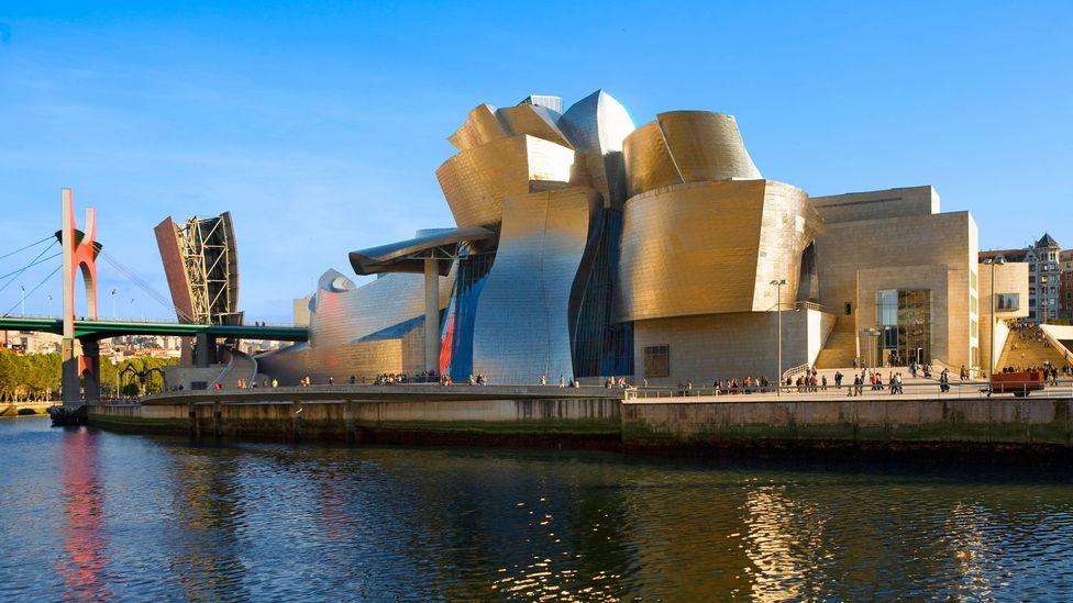 Guggenheim, Spain